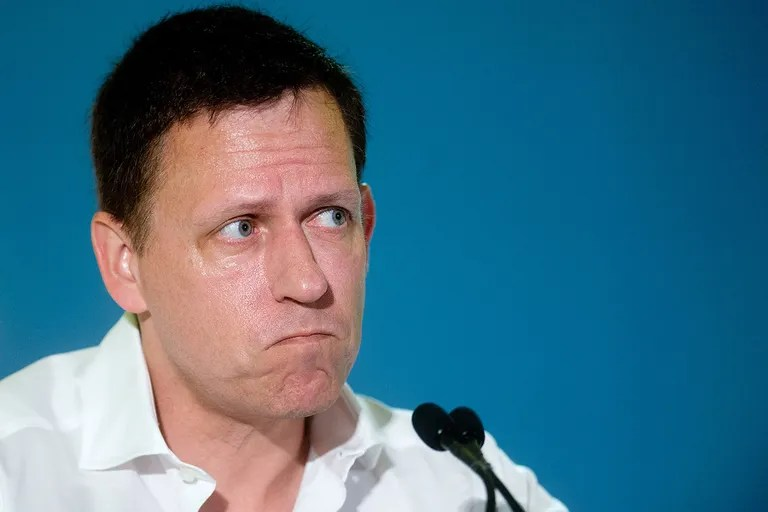 Image result for free to use image of peter thiel