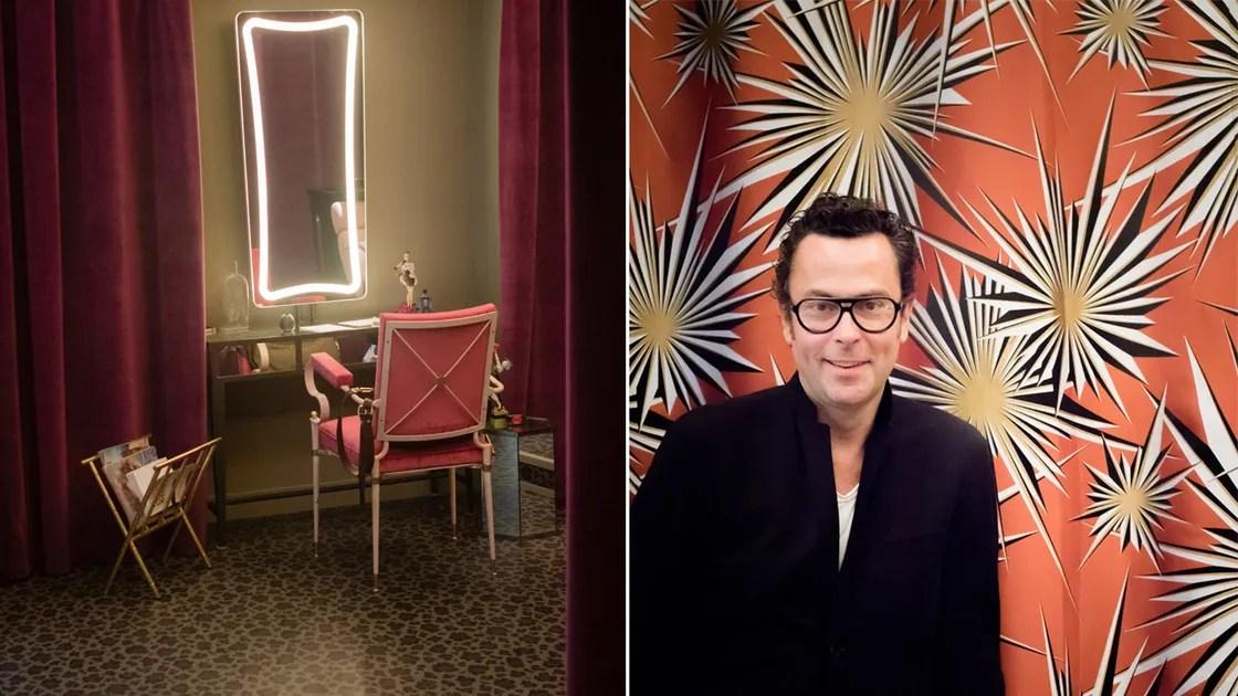 Christophe Robins Humble Roots of Paris  Vanity Fair