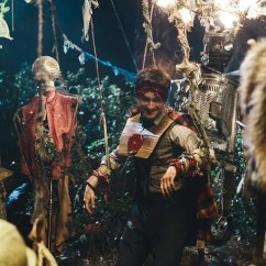 Wake Me Up Inside Skeleton Chair Meme Black And White Accent Let Daniel Radcliffe Explain Why His Farting Corpse Movie Swiss Army Man Is Beautiful Epic