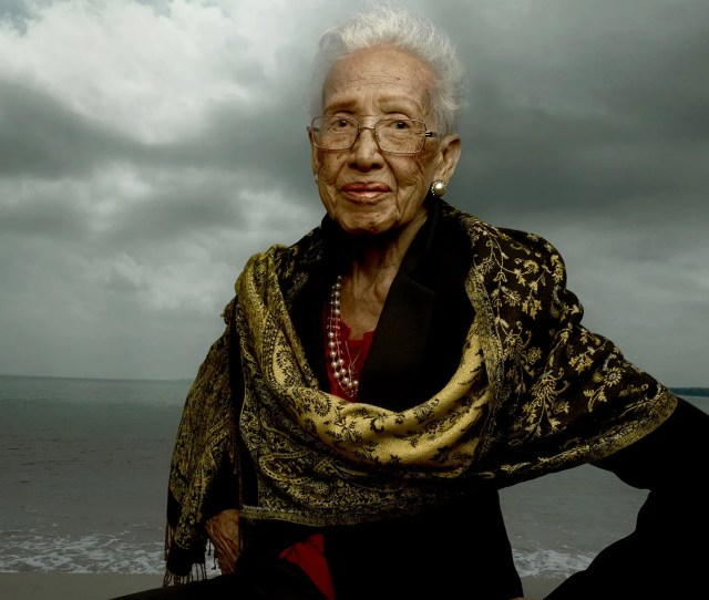 Katherine Johnson The Nasa Mathematician Who Advanced Human