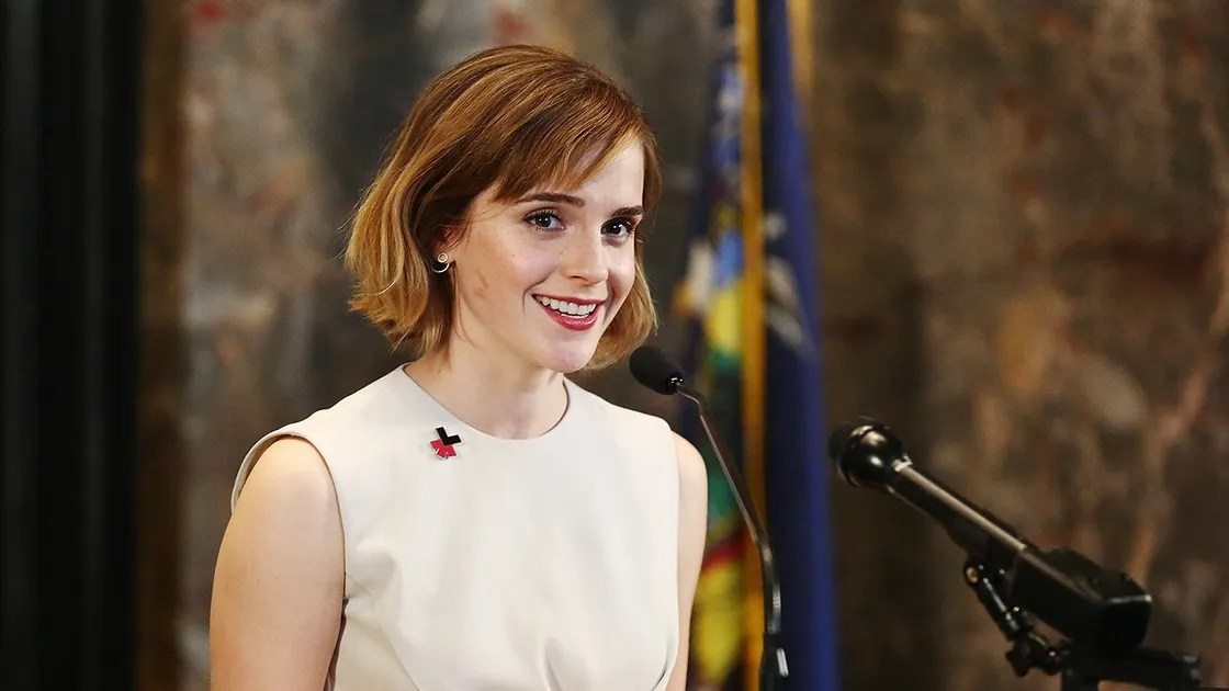 Emma Watson Supports JK Rowlings Charity Vanity Fair