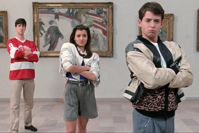<em>Ferris Buellers Day Off</em> (1986)