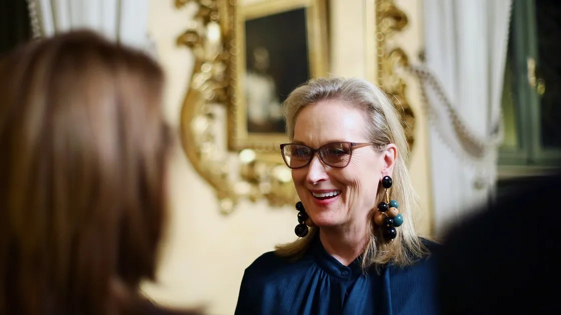 The Staggering Salary Meryl Streep Is Getting for Her New