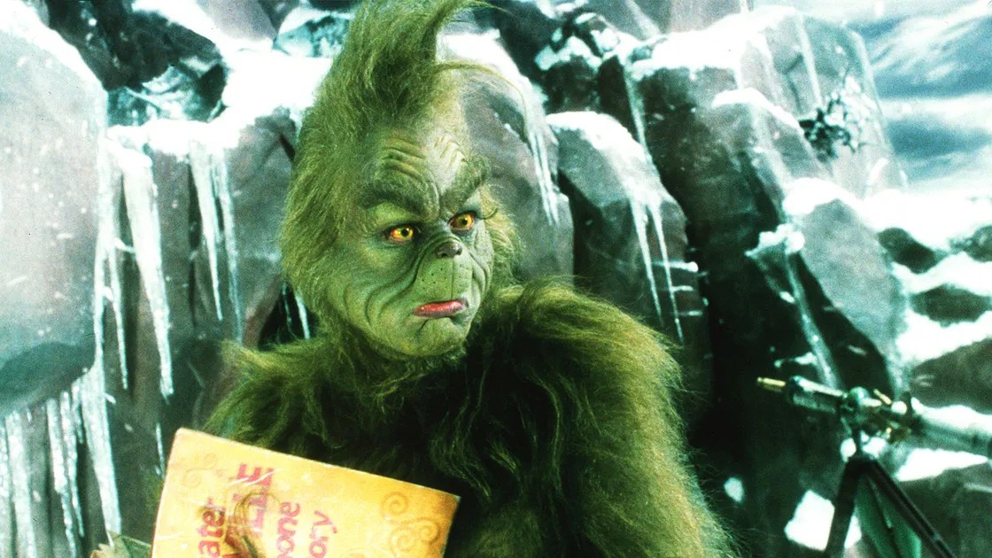 High Resolution Image How Grinch Stole Christmas