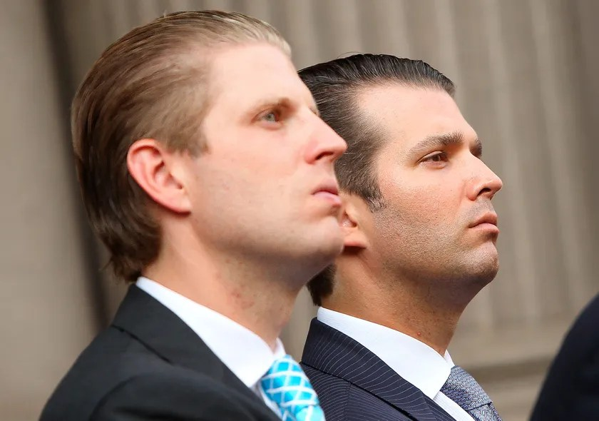 Image result for free to use image of eric trump