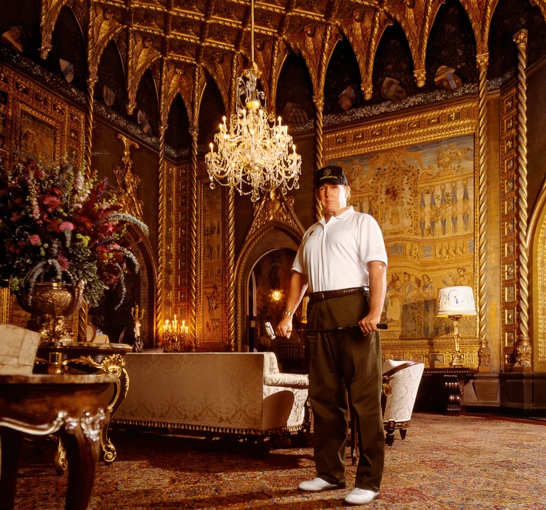 Image result for mar a lago interior