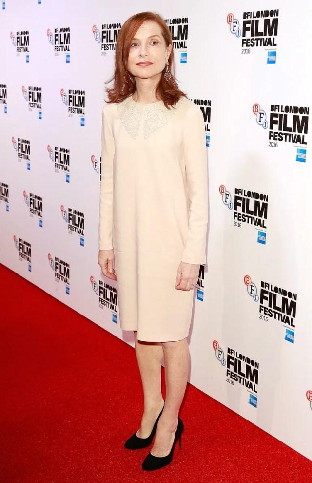 At the BFI London Film Festival (October 8, 2016)