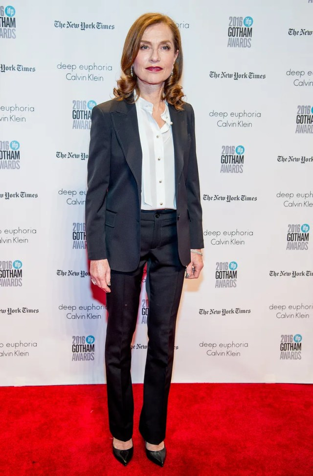 At the Gotham Independent Film Awards (November 28, 2016)