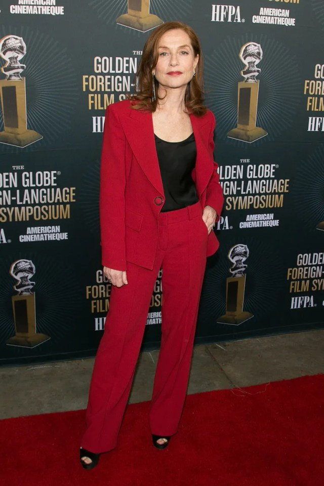 At the Independent Filmmaker Grant and Spirit Award Nominees Brunch (January 7, 2017)