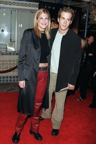 __Ryan Reynolds and Kristen Johnson__