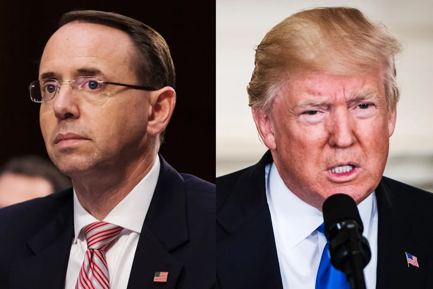 Image result for PHOTOS OF TRUMP SESSIONS AND ROD ROSENSTEIN