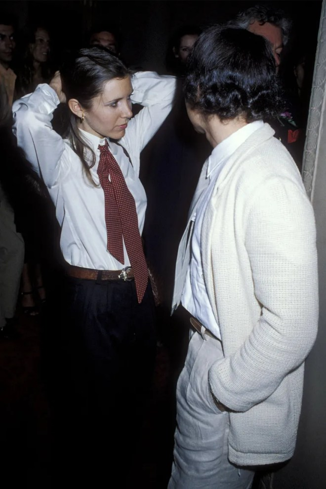 <strong>Carrie Fisher</strong>