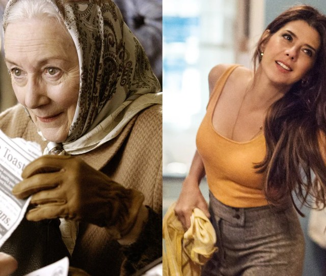 Spider Man Homecomings Marisa Tomei Was Horrified To Learn How Elderly Aunt May Was