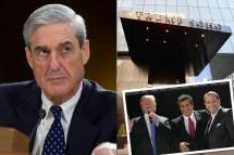 Robert Mueller Trump Soho In Sights