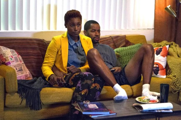 Issa's Old Couch, <em>Insecure</em>
