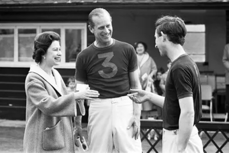 Image may contain Clothing Apparel Shorts Human Person Sleeve and Prince Philip Duke of Edinburgh
