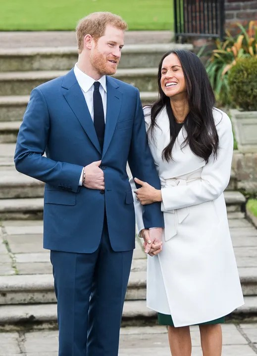 Prince Harry and Meghan Markles Engagement Photos