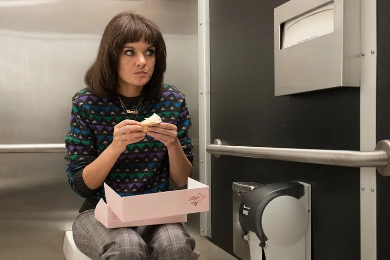Nominated for Best Actress, TV Comedy