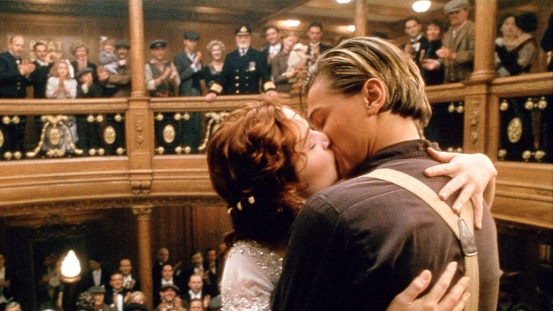 Picture from the movie Titanic- movies that make you cry