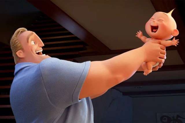 <em>The Incredibles 2</em>