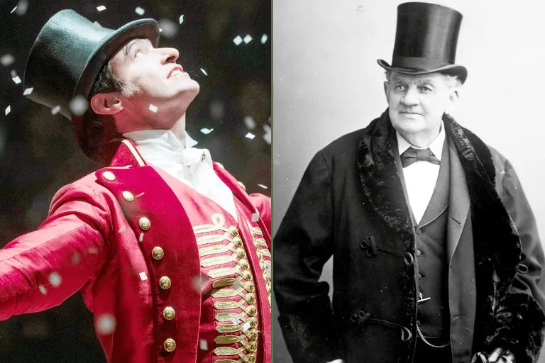 Hugh Jackman/P.T. Barnum—<em>The Greatest Showman</em>