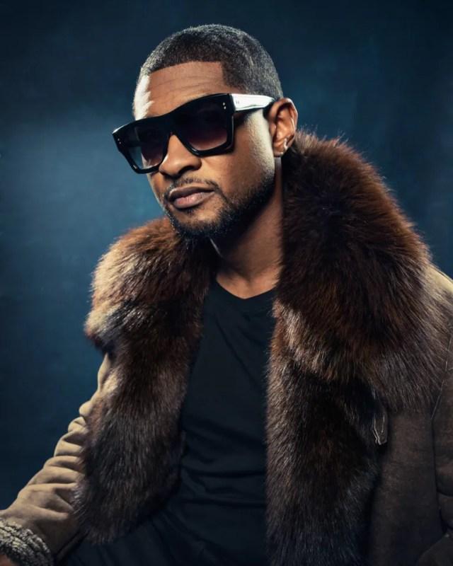 Usher, <em>Burden</em>