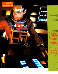Dullea and choreography notes also behind the scenes of  space odyssey strangest rh vanityfair