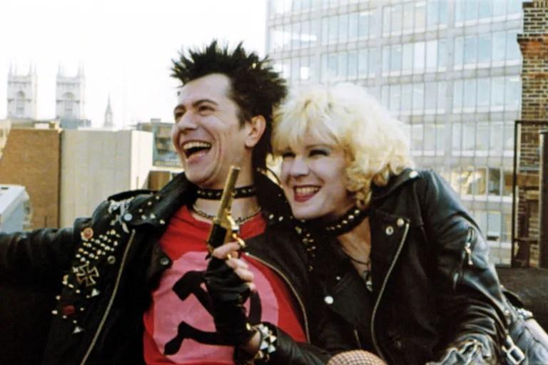 <em>Sid and Nancy</em>