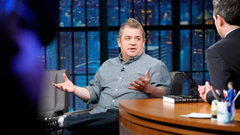 Patton Oswalt Honors Late Wife Michelle Mcnamara After