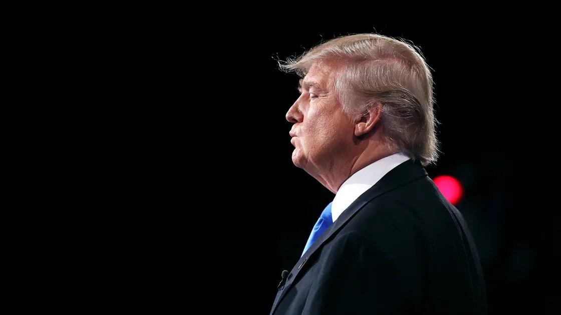 Trump Blames His Own Cruel Border Policy on Democrats