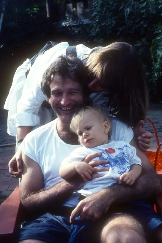 Robin Williams Love : robin, williams, Inside, Final, Robin, Williams, Vanity