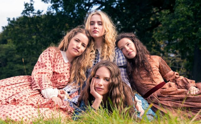 Review Pbs S Little Women Is Thoroughly Un Modern