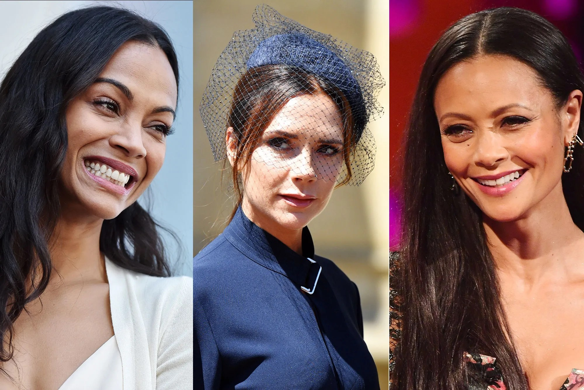 Compleet met uitgebreide filminformatie en trailers. Victoria Beckham Mistook Thandie Newton For Pregnant Zoe Saldana At Soulcycle Vanity Fair