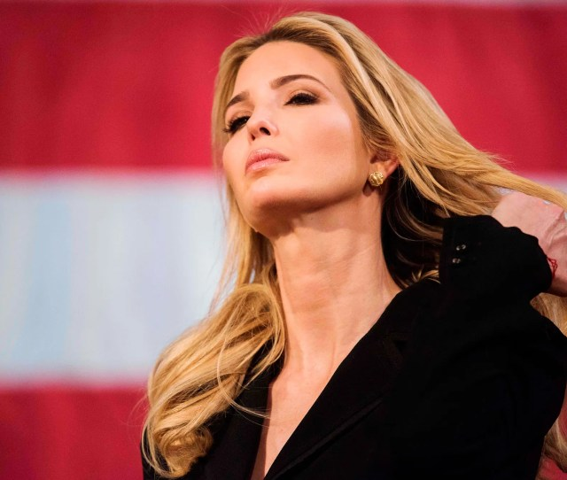 Ivanka Trump Doesnt Have Time For Your Questions About Her Obvious Conflicts Of Interest