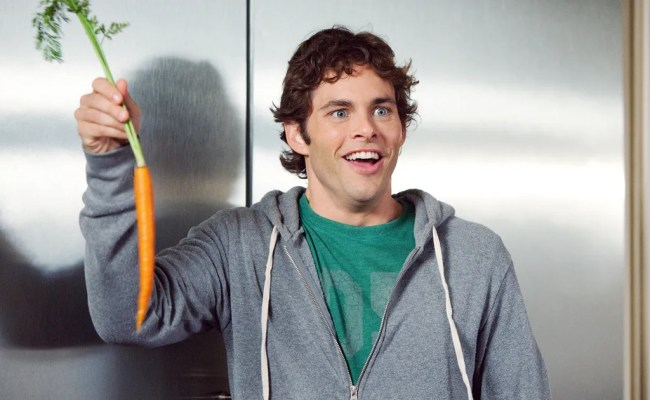 Sure O K James Marsden Will Star In A Sonic The