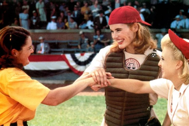 <strong><em>A League of Their Own</em></strong>