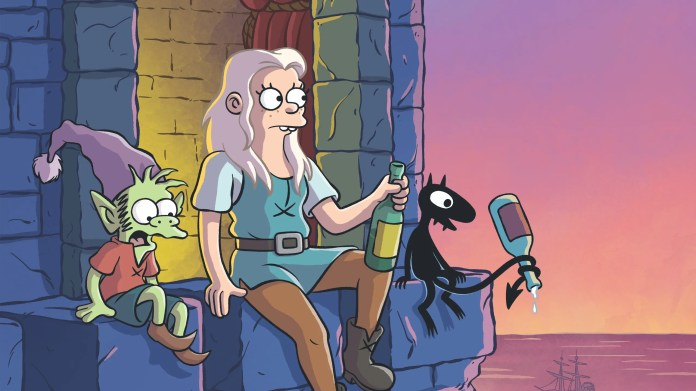 Image result for disenchantment