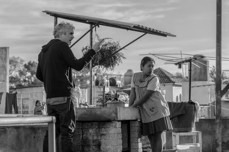 Roma Is Alfonso Cuarón's Epic, Personal Masterpiece