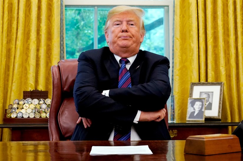 Image result for trump looking stupid