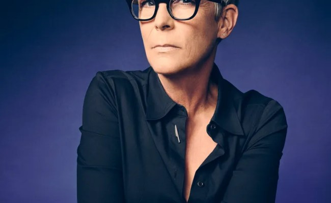 Jamie Lee Curtis Gets Real About The Hollywood Hustle And