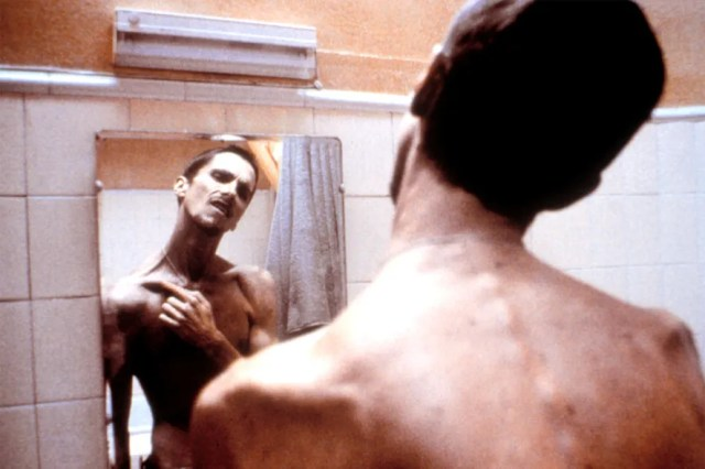 Christian Bale stars in *Machinist*
