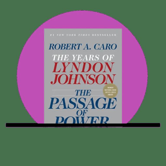 Political Figure Biography or Memoir: *The Years of Lyndon Johnson* Series