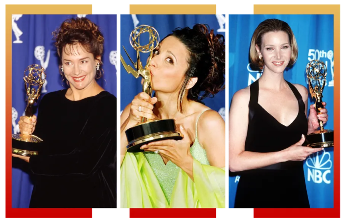 Julia Louis-Dreyfus vs. Laurie Metcalf vs. Lisa Kudrow
