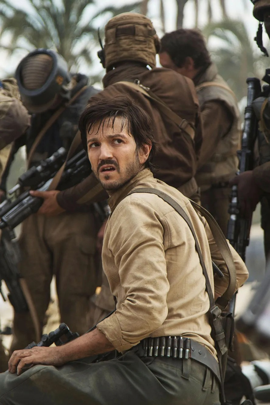 Rogue One Streaming Vostfr : rogue, streaming, vostfr, Diego, Luna's, Getting, Rogue, Prequel, Series, Disney's, Streaming, Service, Vanity
