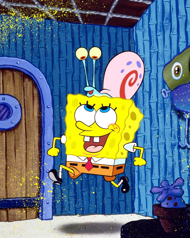 Spongebob Ending March 1 : spongebob, ending, march, SpongeBob, SquarePants, Vanity