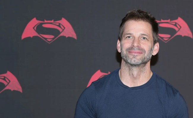 Zack Snyder S Next Project A Zombie Thriller For Netflix
