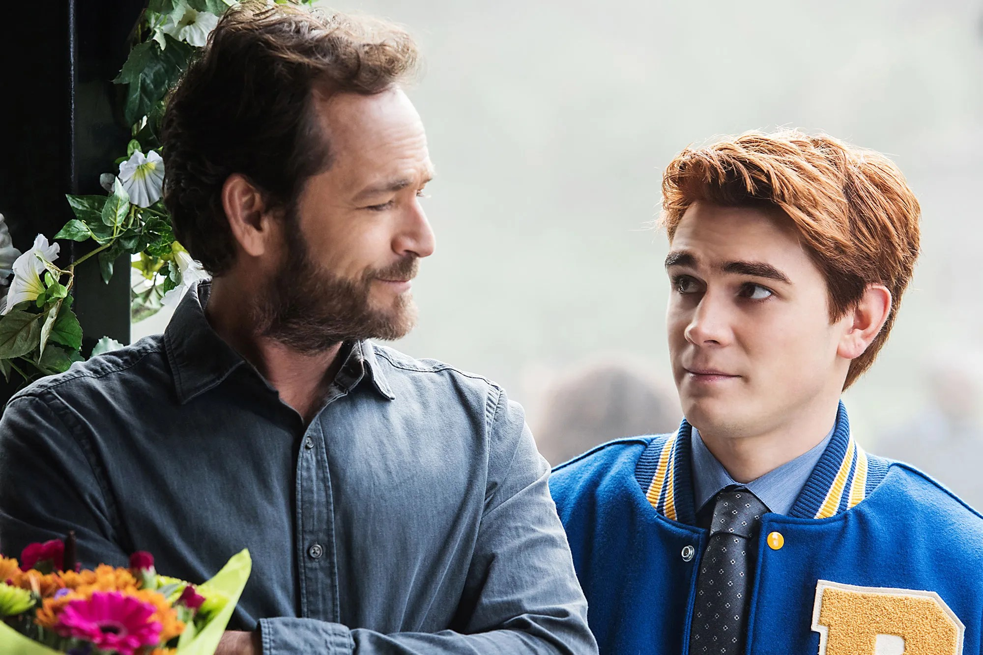 luke perry s fred