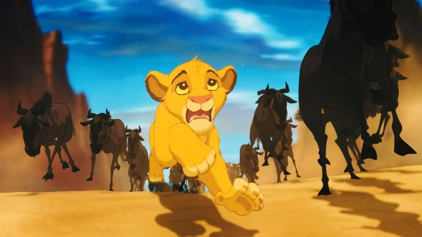 lion king battle cry # 19