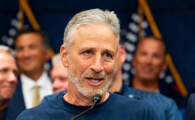 Jon Stewart Backed 9 11 First Responders Bill Passes