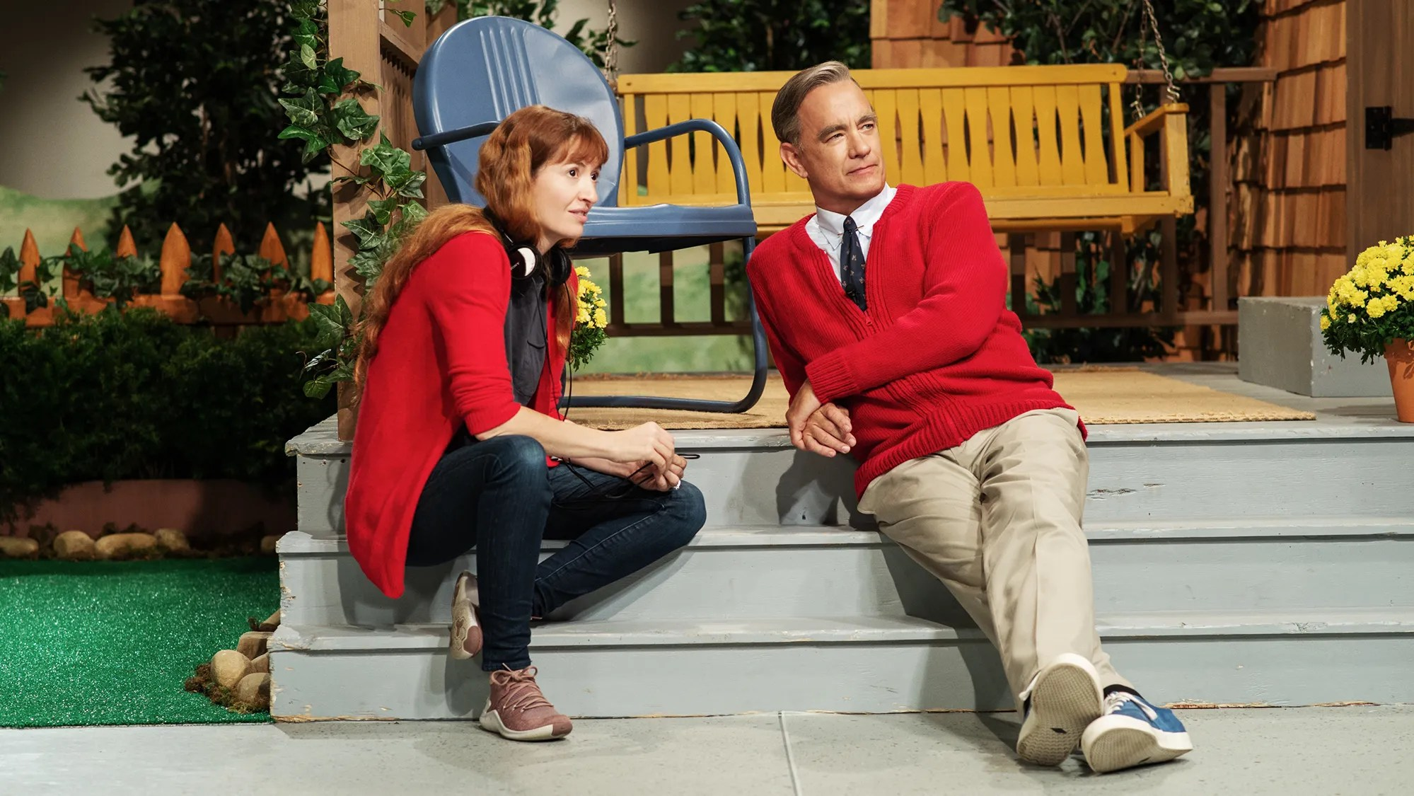 The Fred Rogers Moment That Made Tom Hanks Bawl His Eyes